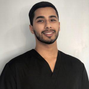 Bobby Mundra - Optometry Admission Test
